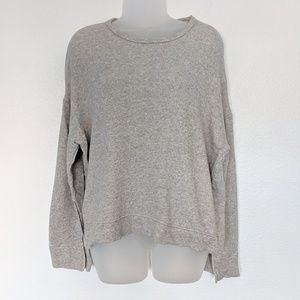 Zara Split Sleeve Sweatshirt